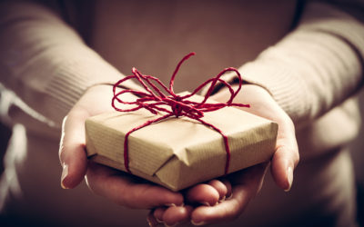 What's your gift to you this year?